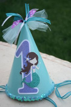 mermaid party hats uk - Google Search