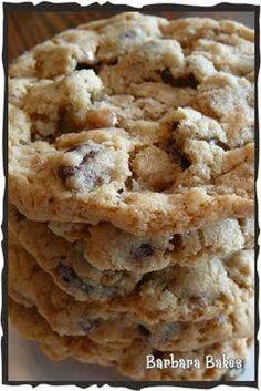 oatmeal toffe, toffee, favorit cooki, cookies, time favorit, cooki recip, cookie recipes, decor cooki, toffe cooki
