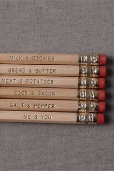 party favors, wedding favors, milk, pair pencil, bridal shower games, cookies, perfect pair, wedding gifts, pencils