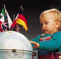 "Preschool ""Around the World"" themes - resources, lesson plans, ideas."