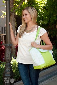 Everybody Be Cool - Insulated Cooler Tote #coolertote pickyourplum.com