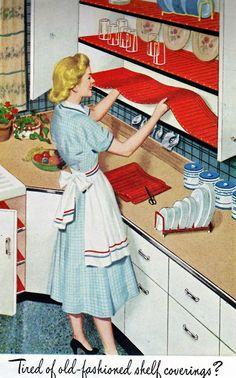 happy homemaker....hmmm....