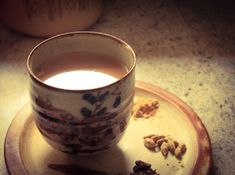 Homemade Masala Chai Recipe. All you need is spices, some milk, and some love! x