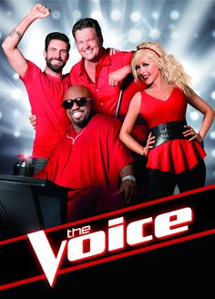 The original four coaches are back for The Voice Season 5!