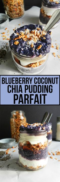 Blueberry Coconut Ch