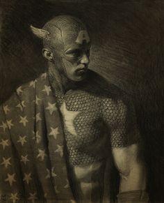 Captain America by Matt Buck