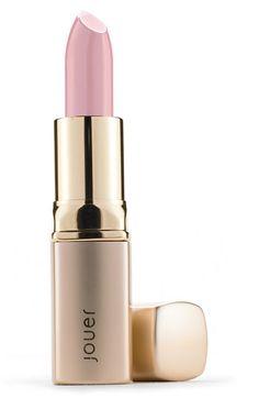 Perfect pink lipstick