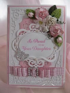 Flowers, Ribbons and Pearls: Another One for Mothers Day