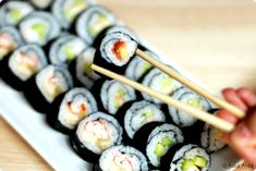 Sushi con Thermomix | Velocidad Cuchara