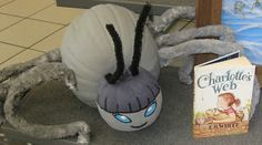 The Quilting Booklady: Pumpkin Decorating Contest
