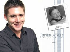 Jensen, Then and Now :)
