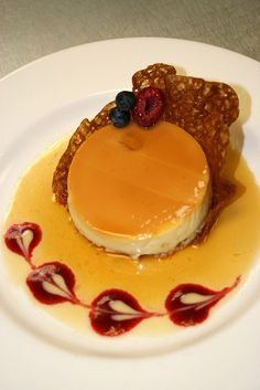 Flan...the most delicious dessert on Earth!  Yeah, I said it!  - popculturez.com