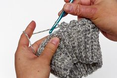 Free Crochet Boot Cuff Pattern - inspirednest.ca