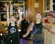 Fun ways to ring in the new year with children