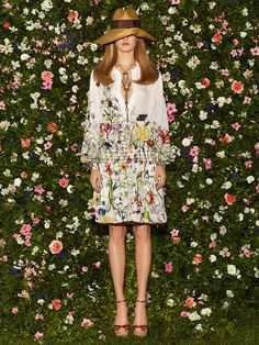 Frida Giannini for Gucci – Resort Spring 2013 – Botanical Studies