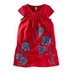 adorable dress!!  i love these colors together. #TeaSummer