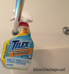 An easier way to clean the bathroom? Count me in!! http://momvantage.net/bathroom-cleaning-made-easier-with-tilex/ #Tilex #ad