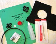 Singer Featherweight 221 Tune-Up Kit