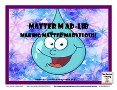 matter madlib freebie