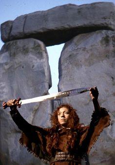 Boadicea..tough women are the best!