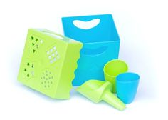 Fantastic Anti-Plastic Beach Toys #baby #safe
