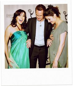 himym stars. too adorable