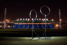 Quidditch pitch. World Cup V.