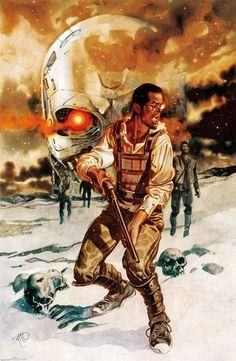 Comic Book Artist: Massimo Carnevale | Abduzeedo Design Inspiration & Tutorials