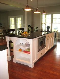 Colonial Kitchen Design, Pictures, Remodel, Decor and Ideas