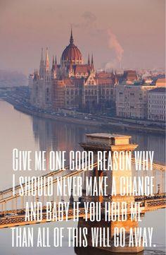 George Ezra, Budapest.  Golden Grand Piano My Beautiful Castillo.  You.