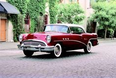 My absolute favorite car the 1954 Buick Special.  #Car