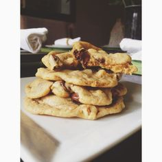 From Mrs. to Mama: The best chocolate chip cookies I ever tasted.