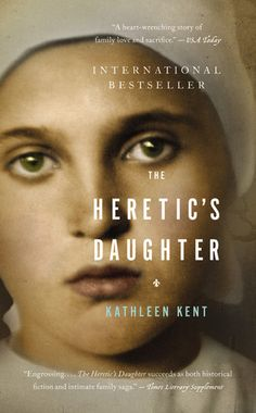The Heretic's Daughter by Kathleen Kent (Set in the Puritan era, Heretic tells the story of the first woman to be hung as a witch in Salem through the eyes of her 9-year-old daughter whose voice has a rawness of a child matured too soon. Heretic is a powerful tale of a perilous time.)