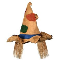 costume ideas wizard of oz characters | wizard of oz scarecrow hat fancy dress party costume outfit online ...