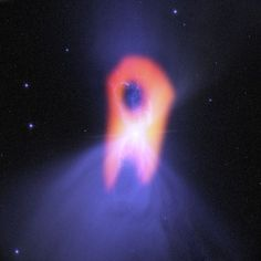 Boomerang Nebula; the coldest place in the universe has been found Via Time Science & Space