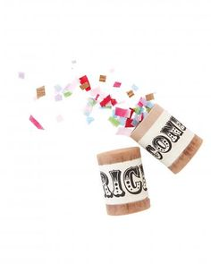 Confetti canisters!