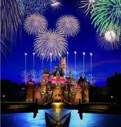 Disneyland... Florida.