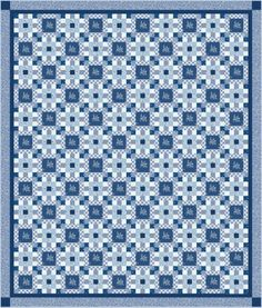 """""""Farmhouse Retreat"""" Makower UK free quilt patterns - and a lot more free patterns"""