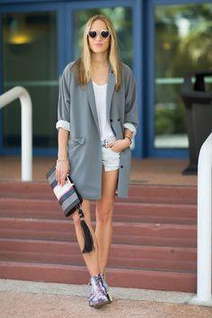 Miami South Beach Fashion| Serafini Amelia| . #ZuzannaBuchwald in Miami.