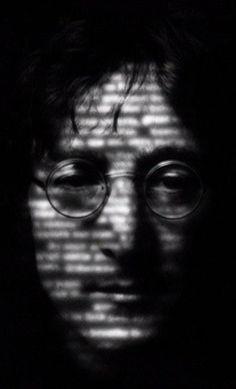 John Lennon. Photography