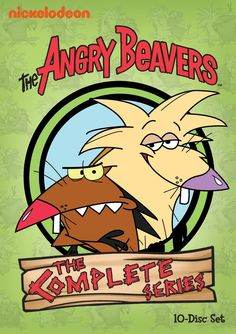 Angry Beavers Comple