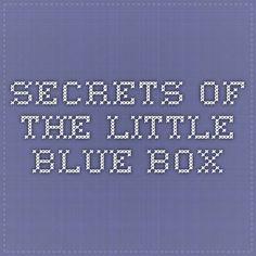 Secrets of the Little Blue Box
