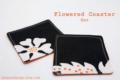 Cool Cloth Coasters!