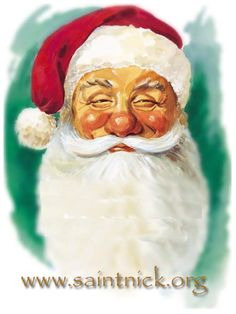 Pinterest Pin - Do you believe in Santa? Write him, and he'll send a note back!