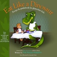 Eat Like a Dinosaur: COOK LIKE A DINOSAUR Giveaway by @paleoparents #paleo
