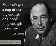 On this day 29th November, 1898 was born, Clive Staples Lewis, commonly called C.S. Lewis and known to his friends as Jack was a novelist, poet, academic medievalist, literary critic, essayist, lay theologian and Christian apologist and author of The Chronicles of Narnia amongst others..  .