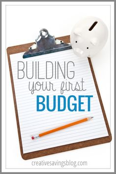 If you've never created a budget before, this simple step-by-step will walk you through the entire process. Take back control of your spending and develop smart money habits right away! Includes a FREE worksheet!