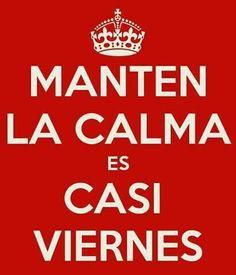 Calma!!