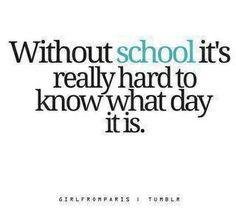Summer things...true!