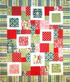 Perfect Ten Quilt Pattern - The Virginia Quilter